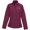 View Image 1 of 2 of Crossland Soft Shell Jacket - Ladies'