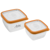 Square Food Container Set