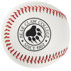 View Image 1 of 2 of Synthetic Leather Baseball - Rubber Core
