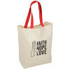 View Image 1 of 4 of Cotton Grocery Tote