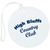 View Image 1 of 2 of Round Golf Bag Tag