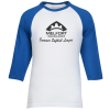 Euro Spun Cotton Baseball Tee - Men's - Screen