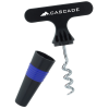 Wine Stopper with Opener