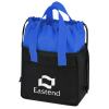 View Image 1 of 4 of Point Cinch Top Cooler Bag - 24 hr