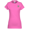 Gildan Softstyle T-Shirt - Ladies' - Colours - Embroidered