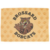 """View Image 1 of 2 of Full Colour Microfibre Rally Towel - 12"""" x 18"""""""