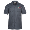 View Image 1 of 3 of Dickies Stain Release Work Shirt