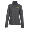 View Image 1 of 3 of Under Armour Corporate Tech 1/4-Zip Pullover - Ladies' - Full Colour