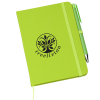View Image 1 of 4 of TaskRight Afton Notebook with Pen