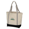 Weatherly 12 oz. Cotton Tote - Embroidered