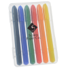 Retractable Crayons in Case