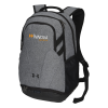 View Image 1 of 6 of Under Armour Hustle II Backpack - Embroidered