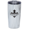 View Image 1 of 4 of Yowie Vacuum Travel Tumbler - 18 oz. - Marble