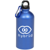 Carabiner Stainless Steel Water Bottle - 16 oz. - Matte