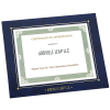 """View Image 1 of 4 of Wrapped Edge Certificate Frame - 8"""" x 10"""""""