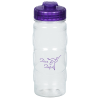 Refresh Spot On Water Bottle with Flip Lid - 20 oz. - Clear