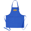 View Image 1 of 2 of Adjustable Easy Care 2 Pocket Apron -  Embroidered