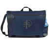 View Image 1 of 4 of Sawyer Laptop Messenger - Embroidered