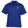 View Image 1 of 3 of Dry-Mesh Hi-Performance Polo - Men's - Full Colour
