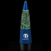 View Image 1 of 5 of LED Glitter Rocket Lamp