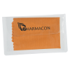 View Image 1 of 3 of Cleaning Cloth in Printed Pouch