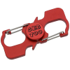 View Image 1 of 3 of Carabiner Fun Spinner with Bottle Openers