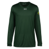 View Image 1 of 3 of Under Armour LS 2.0 Locker Tee - Men's - Full Colour