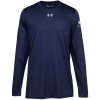 View Image 1 of 3 of Under Armour LS 2.0 Locker Tee - Men's - Embroidered