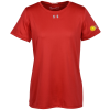 View Image 1 of 3 of Under Armour 2.0 Locker Tee - Ladies' - Embroidered