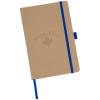 View Image 1 of 5 of Recycled Paper Cover Notebook