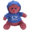 Landon Knit Bear with Hoodie