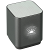 View Image 1 of 5 of Orion Light-Up Logo Bluetooth Speaker