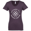 View Image 1 of 3 of American Apparel Blend T-Shirt - Ladies'  - Colours - Screen
