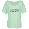 View Image 1 of 3 of Bella+Canvas Slouchy T-Shirt