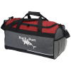 View Image 1 of 3 of Two-Tone Playoff Duffel
