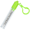 View Image 1 of 5 of Telescopic Stainless Straw in Carabiner Case