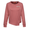 View Image 1 of 3 of CBUK Jackson Asymmetric Shirt - Ladies'