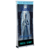 """Ideal Retractable Banner - 33-1/2"""" - Double Sided"""