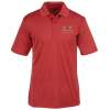 View Image 1 of 3 of Mini-Pique Performance Polo - Men's