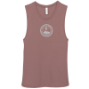 View Image 1 of 3 of Bella+Canvas Jersey Muscle Tank - Ladies'
