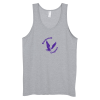 View Image 1 of 2 of American Apparel Fine Jersey Tank - Men's