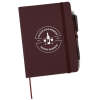 View Image 1 of 4 of Sonado Notebook with Pen