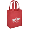 """View Image 1 of 2 of Spree Shopping Tote - 10"""" x 8"""""""