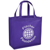 """View Image 1 of 2 of Spree Shopping Tote - 13"""" x 13"""""""