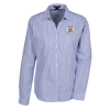 View Image 1 of 4 of Untucked Striped Poplin Shirt - Ladies'