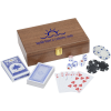 View Image 1 of 4 of Fun On the Go - Poker Chip Set