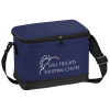 View Image 1 of 4 of 6-Pack Insulated Cooler Bag