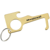 View Image 1 of 4 of No Contact Bottle Opener Keychain