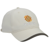 View Image 1 of 4 of Wave Sandwich Cap with Face Mask Buttons