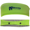 View Image 1 of 4 of Cooling Headband with Face Mask Buttons